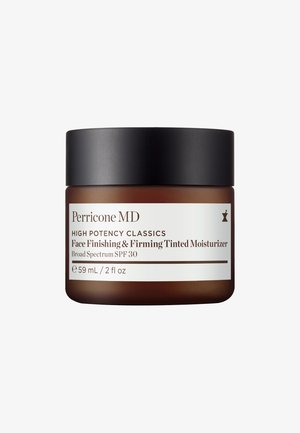 HIGH POTENCY CLASSICS FACE FINISHING & FIRMING MOISTURIZER  - Dagcreme - -
