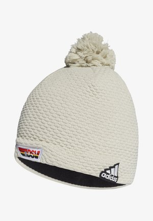 GRAPHIC BEANIE - Beanie - white