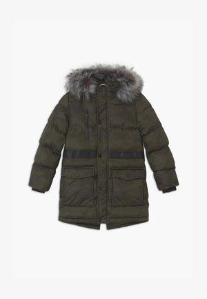 RIZZO UNISEX - Zimní kabát - khaki