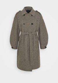 maje - GREG - Classic coat - marron - 0