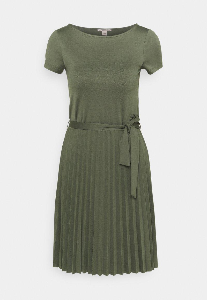 Anna Field - Jerseyjurk - dark green