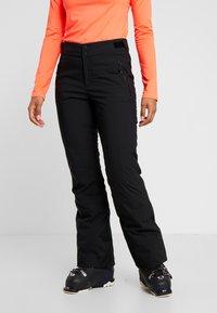 Bogner Fire + Ice - MAILA - Spodnie narciarskie - black - 0