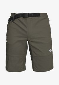 The North Face - MENS LIGHTNING - Friluftsshorts - new taupe green - 4