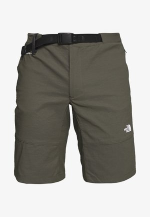 MENS LIGHTNING - Friluftsshorts - new taupe green