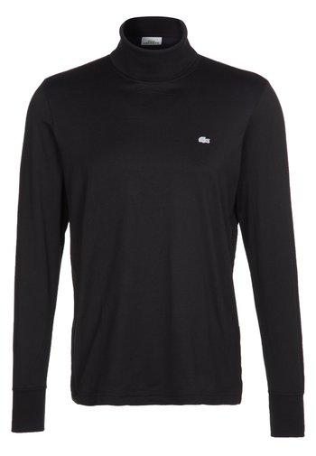 Långärmad tröja - schwarz