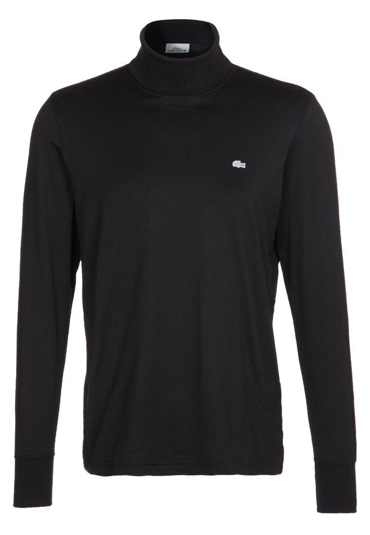Lacoste - LONGSLEEVE - Langærmede T-shirts - schwarz
