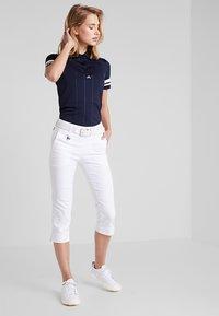 Daily Sports - MAGIC CAPRI - Trousers - white - 1