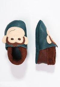 POLOLO - AFFE KING LUI - First shoes - coconut/karibik - 1