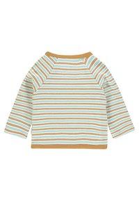 Noppies - OVERLAP PLUM BABY ZGREEN - Long sleeved top - brown - 1