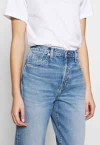 Ética - TYLER - Straight leg jeans - blue denim - 3
