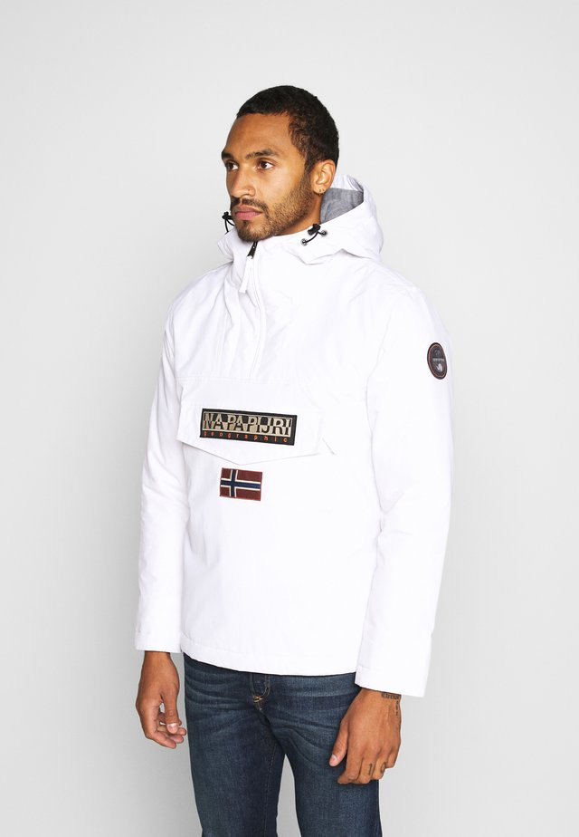 RAINFOREST WINTER - Light jacket - brightwhite