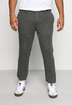 JJIMARCO JJPHIL - Trousers - grey melange
