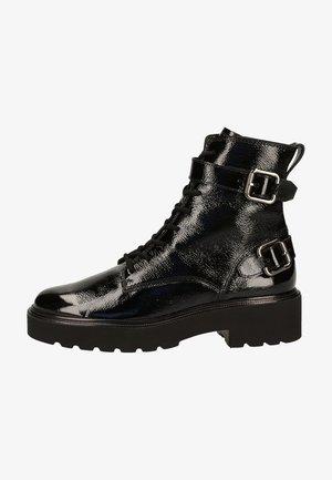 STIEFELETTE - Cowboy/biker ankle boot - schwarz 007