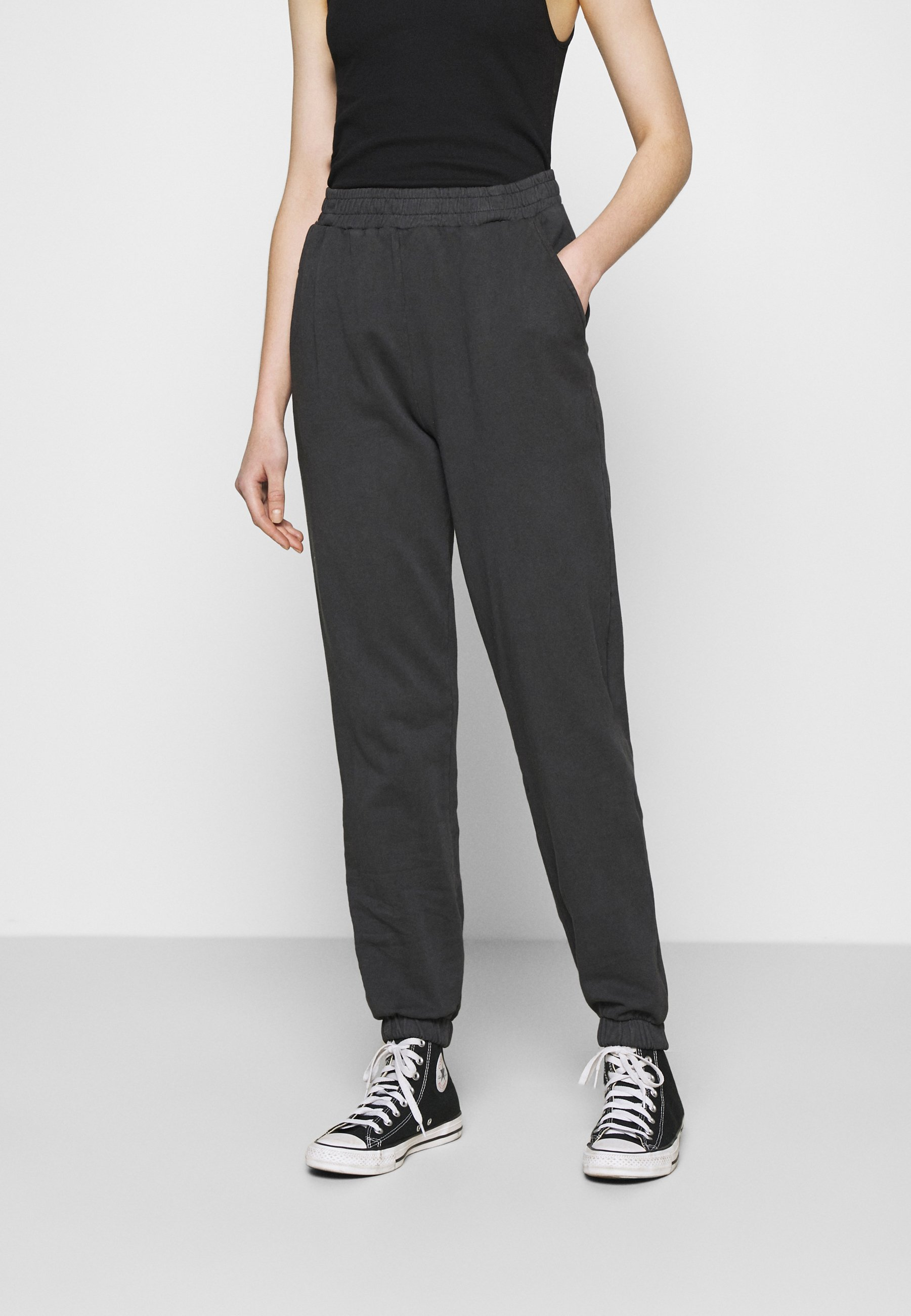 Women WASHED OUT PANTS - Tracksuit bottoms