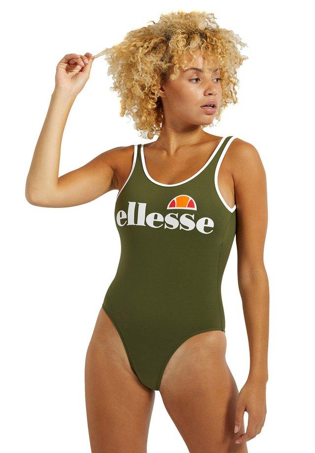 Swimsuit - grün