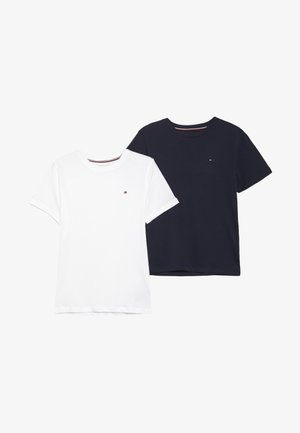 2 PACK  - Basic T-shirt - multi