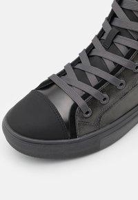 Steve Madden - CRISTOFF - High-top trainers - black - 5