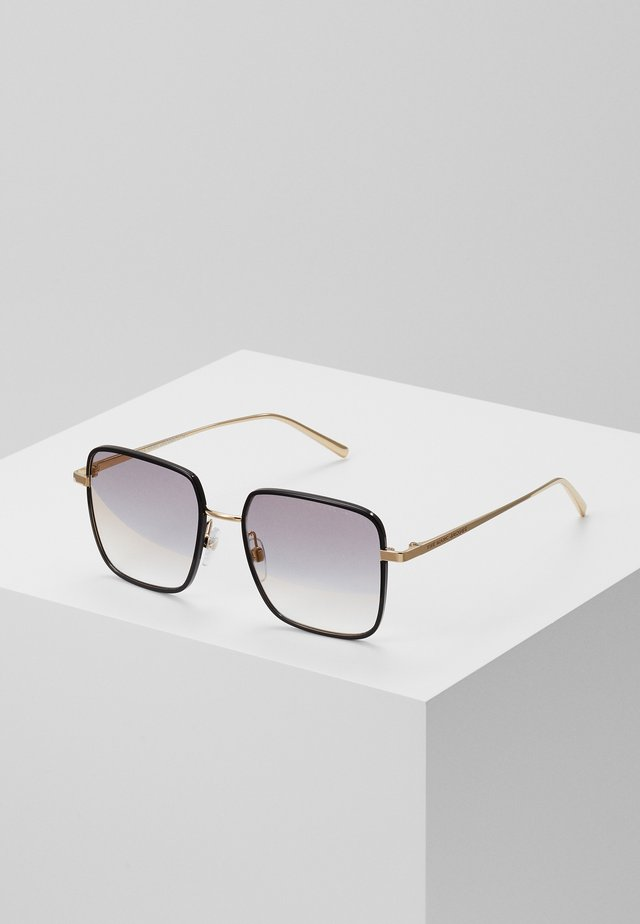 MARC - Sunglasses - black/gold-coloured