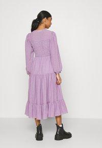 EDITED - KARLA DRESS - Maxi dress - purple - 2