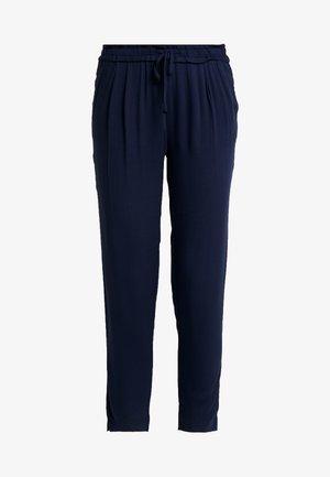 LEWIS PANTS - Pantalon classique - black iris