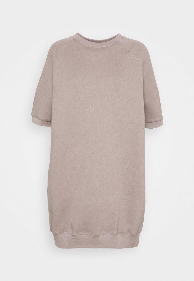 IKATOWN - Korte jurk - taupe