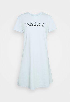 ONLIRINA NIGHTWEAR DRESS - Negligé - baby blue
