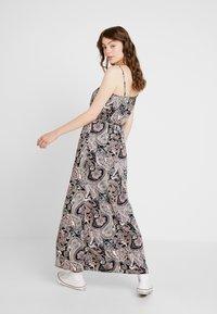 ONLY - ONLNOVA STRAP DRESS - Maxi dress - black - 2