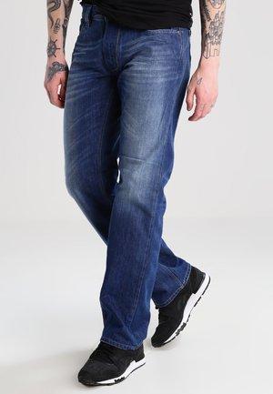 LARKEE 008XR - Džíny Straight Fit - 01