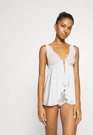 MALOU CAMI SET - Pyjama set - snow white