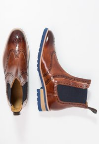 Melvin & Hamilton - WALTER  - Classic ankle boots - wood - 1
