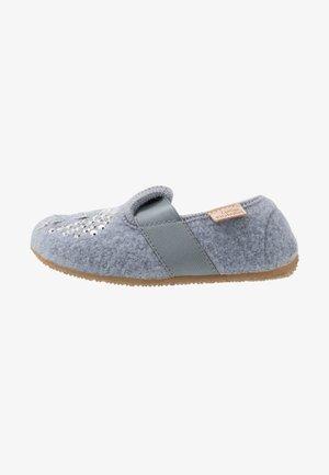 T-MODELL EINHORN UND STERN - Slippers - pearl blue