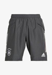 adidas Performance - DEUTSCHLAND DFB - Träningsshorts - carbon - 4