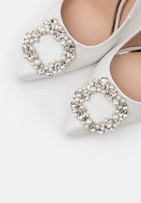 Lulipa London - JAELYN - High heels - white - 5