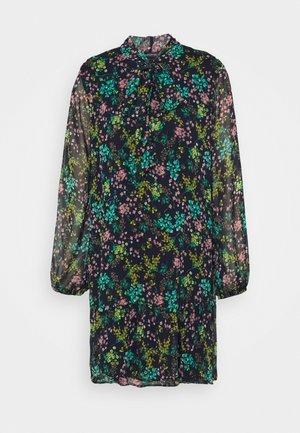 Korte jurk - multi color