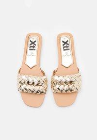 XTI - Sandaler - gold - 5