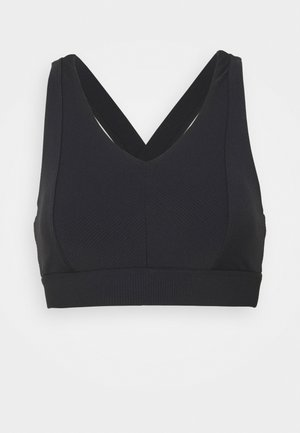 ONPJANA BRA - Light support sports bra - blue graphite