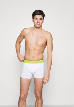 JACMIGUEL TRUNKS 3 PACK - Slip - bright white
