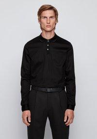BOSS - PAVER  - Poloshirt - black - 0