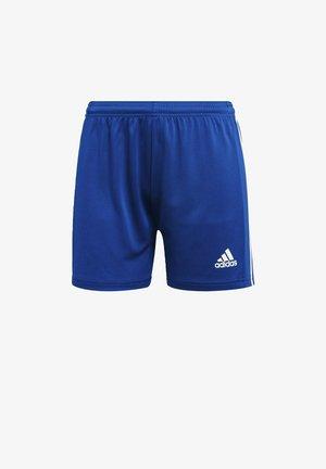 SQUADRA - Sports shorts - royblu/white