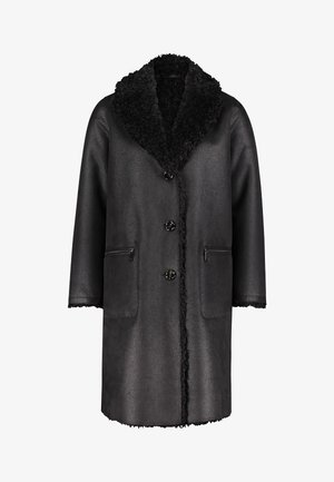 MIT WENDEFUNKTION - Short coat - schwarz
