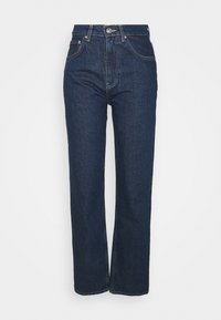 Gina Tricot - HIGH WAIST - Jeans relaxed fit - deep ocean - 4