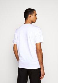 HUGO - DOLIVE - Potiskana majica - white - 2