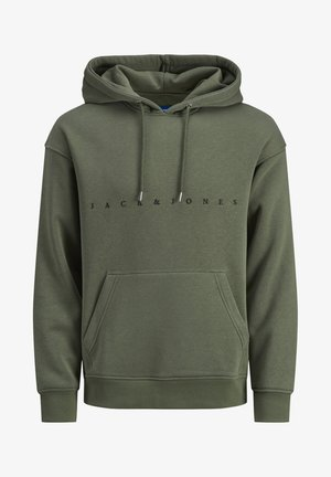 JORNEW COPENHAGEN - Sweat à capuche - dusty olive