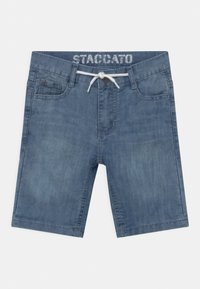 Staccato - KID - Denim shorts - light blue denim - 0