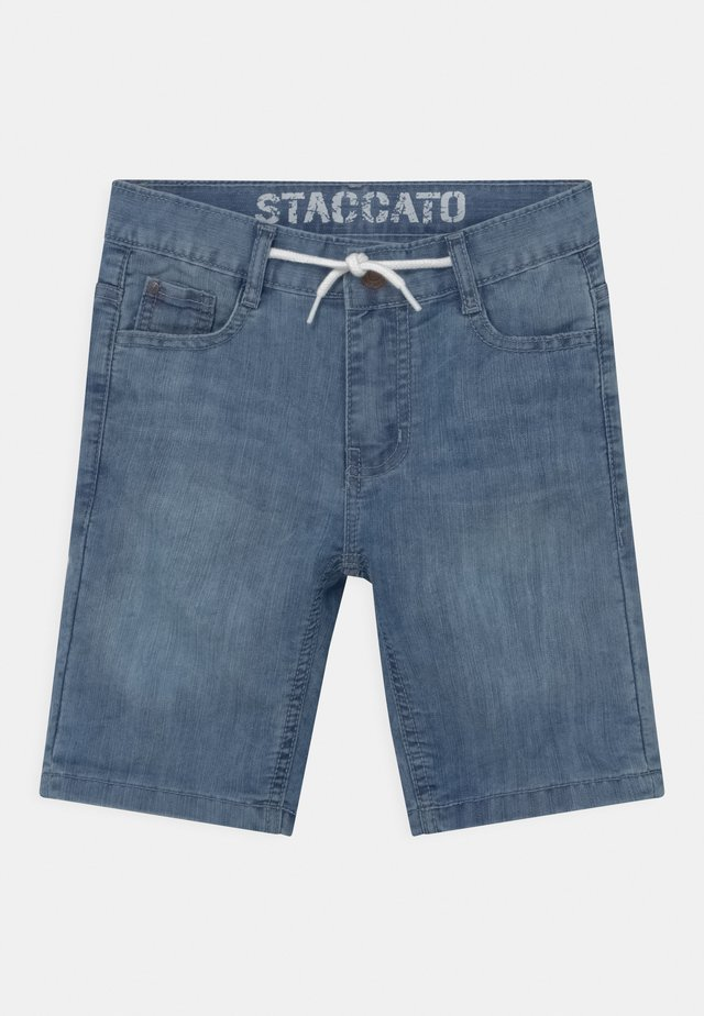 KID - Shorts di jeans - light blue denim