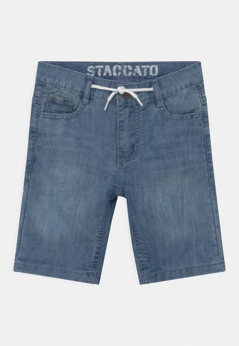 Staccato - KID - Denim shorts - light blue denim