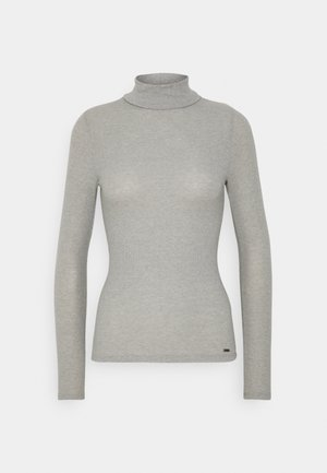 SLIM TURTLE  - Long sleeved top - grey