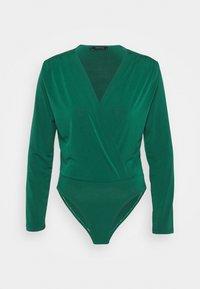 Trendyol - Long sleeved top - emerald green - 0