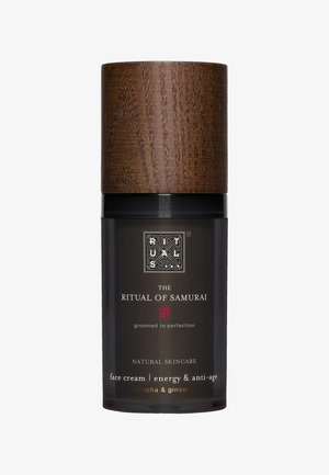 RITUALS THE RITUAL OF SAMURAI ENERGY & ANTI-AGE FACE CREAM - Anti-Aging - -