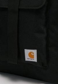 Carhartt WIP - PHILIS BACKPACK - Rucksack - black - 7